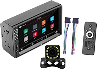 Generic Din Player Do Carro 2 7 polegadas Touchscreen Capacitivo 2Din Unidade Autoradio In Dash FM Vídeo USB AUX Estéreo B...