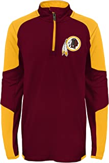 Outerstuff NFL Boys Youth Boys beta 1/4 Zip Performance Top