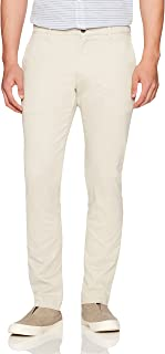 Goodthreads Men's Slim-Fit Washed Stretch Chino Pant,...