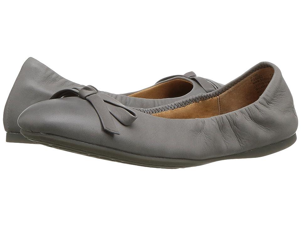 Born Karoline (Grey Full Grain Leather) Women
