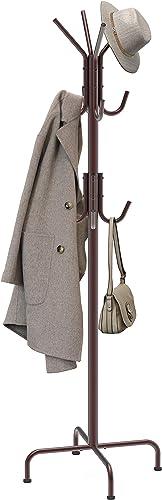 wholesale SimpleHouseware high quality Standing Coat and wholesale Hat Hanger Organizer Rack, Bronze sale