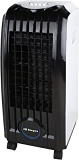 Orbegozo Air 45 Climatizador evaporativo 3 en 1, 3 velocidades, aletas direccionales, depósito de 4 l, filtro extraíble, 60 W