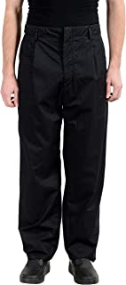 Gianfranco Ferre Men's Black Casual Pants US 36 IT 52