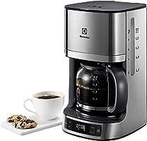 Electrolux Kaffebryggare Serie 7000, Modell EKF7700, Kaffemaskin med Timer, Automatisk Avstängning, 1080 W, Glaskanna...