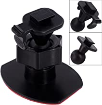 iSaddle CH02B Car Dash Dash Camera Mini 3M Double-Sided Adhesive Mount Holder Driving Video Recorder Windshield & Dashboard Mount Holder for Car DVR Camera GPS