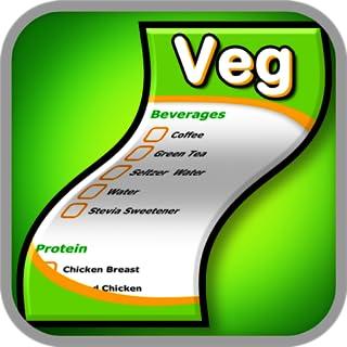 Vegetarian Grocery List