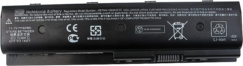 FLYTEN MO09 MO06 Pavilion Battery for HP DV7 DV7-7000 M6 M6-1100 DV6 DV6-7000 DV4-5000 DV4-5200 HSTNN-LB3N HSTNN-LB3P 671731-001 671567-831 TPN-W106 TPN-W108 12 Months Warranty