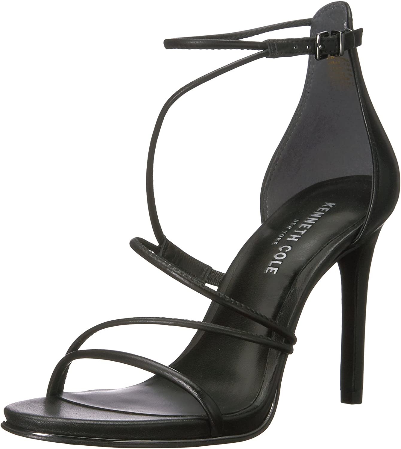 Kenneth Cole New York Women's Bryanna Strappy Leather Dress Sandal