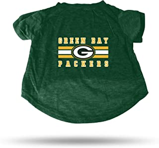 Green Bay Packers Dog Cat Premium T-Shirt Cotton Tagless Small