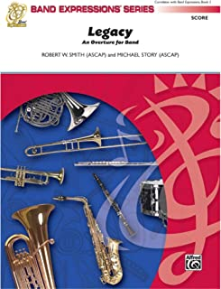 legacy overture for band