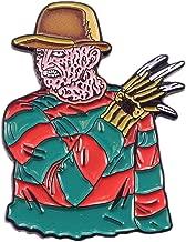 Nightmare on Elm Street Freddy Krueger Horror Movie Enamel Pin Lapel