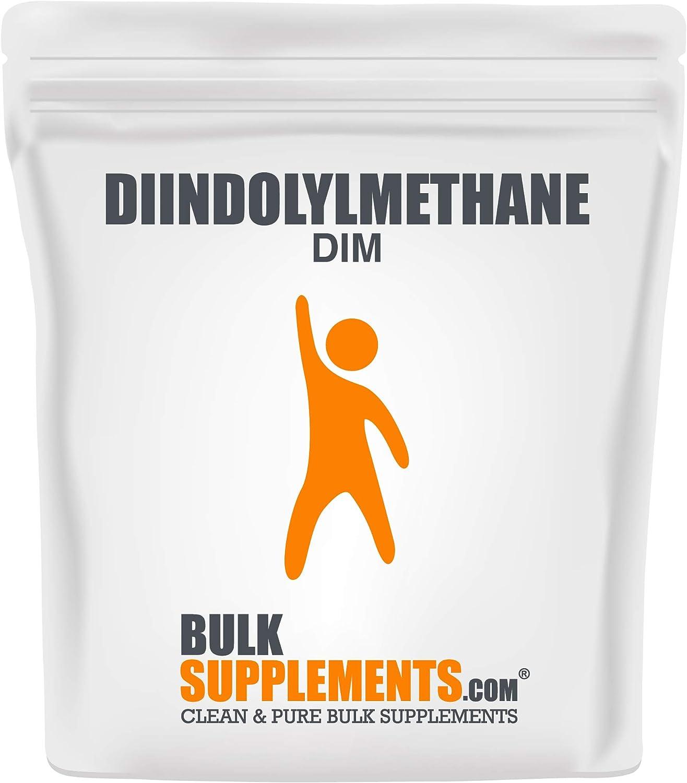 BulkSupplements.com Diindolylmethane DIM Surprise price Powder - Hormo Female overseas