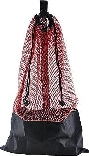 ScubaMax BG-632 Mesh Bag Draw String w/ Shoulder Strap
