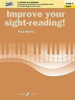 Improve your sight-reading! Trinity Edition Piano Grade 3