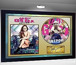 SGH SERVICES Lady Gaga Artpop - Disco de CD con Imagen marcada