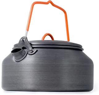 GSI Halulite Tea Kettle for Boiling Water for Tea, Coffee, Hot Drinks, Soups