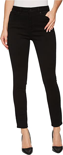 DL1961 - Chrissy Trimtone Skinny in Ink Black