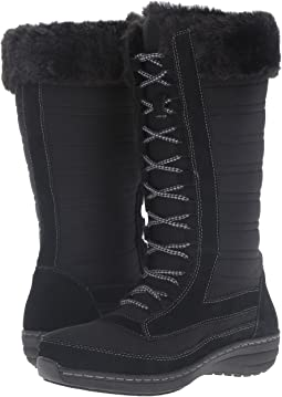 Berries Tall Lace-Up Boot