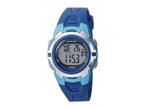 TIMEX Marathon, Blue