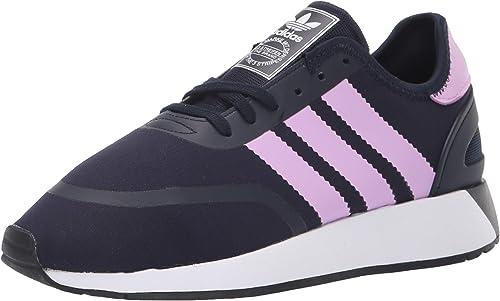 Adidas Originals Wohommes N-5923 W FonctionneHommest chaussures, Legend Ink Clear violetc blanc, 8.5 M US