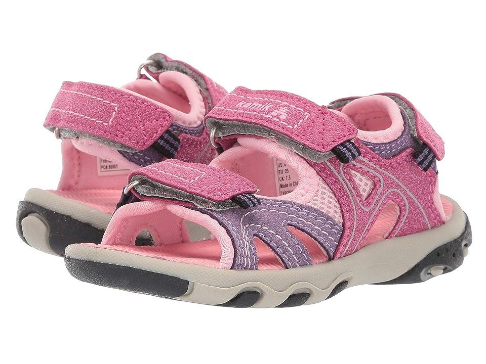 Kamik Kids Cape (Toddler/Little Kid/Big Kid) (Pink) Girl