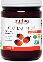 Nutiva Red Palm Oil, 15 fl oz