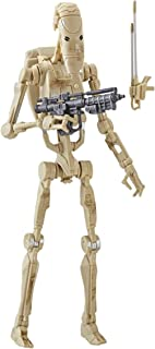 "Star Wars The Black Series Battle Droid 6"" Action Figure"
