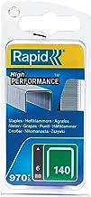 RAPID 40109513 nietjes type 140 6 mm van staaldraad (970 stuks) blister,