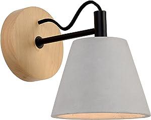 Lucide Possio–Lámpara de pared–Taupe
