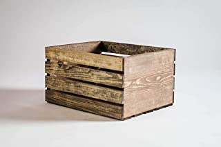 Best wood box crate Reviews