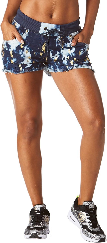 Zumba Women's Fashion Gym Shorts