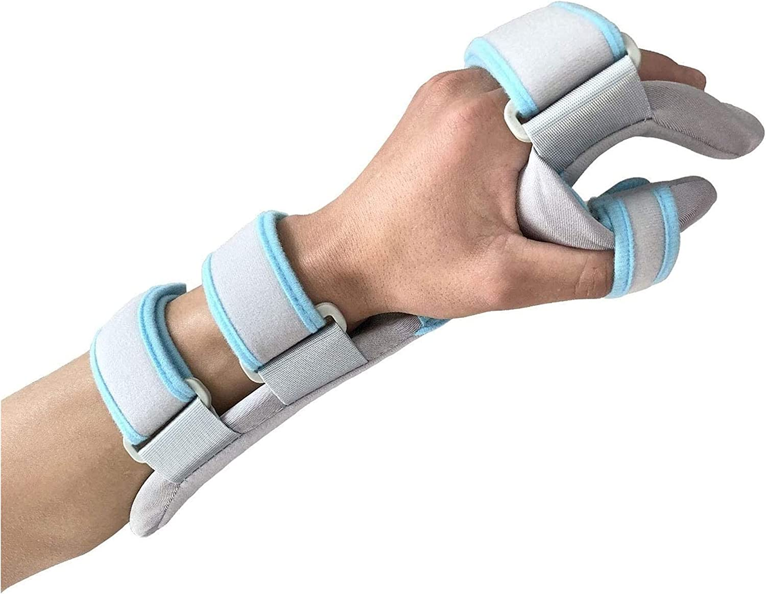 FGUD Hand Cheap mail order sales In a popularity Splint Support Finger Rehab Stroke Equipment Fi