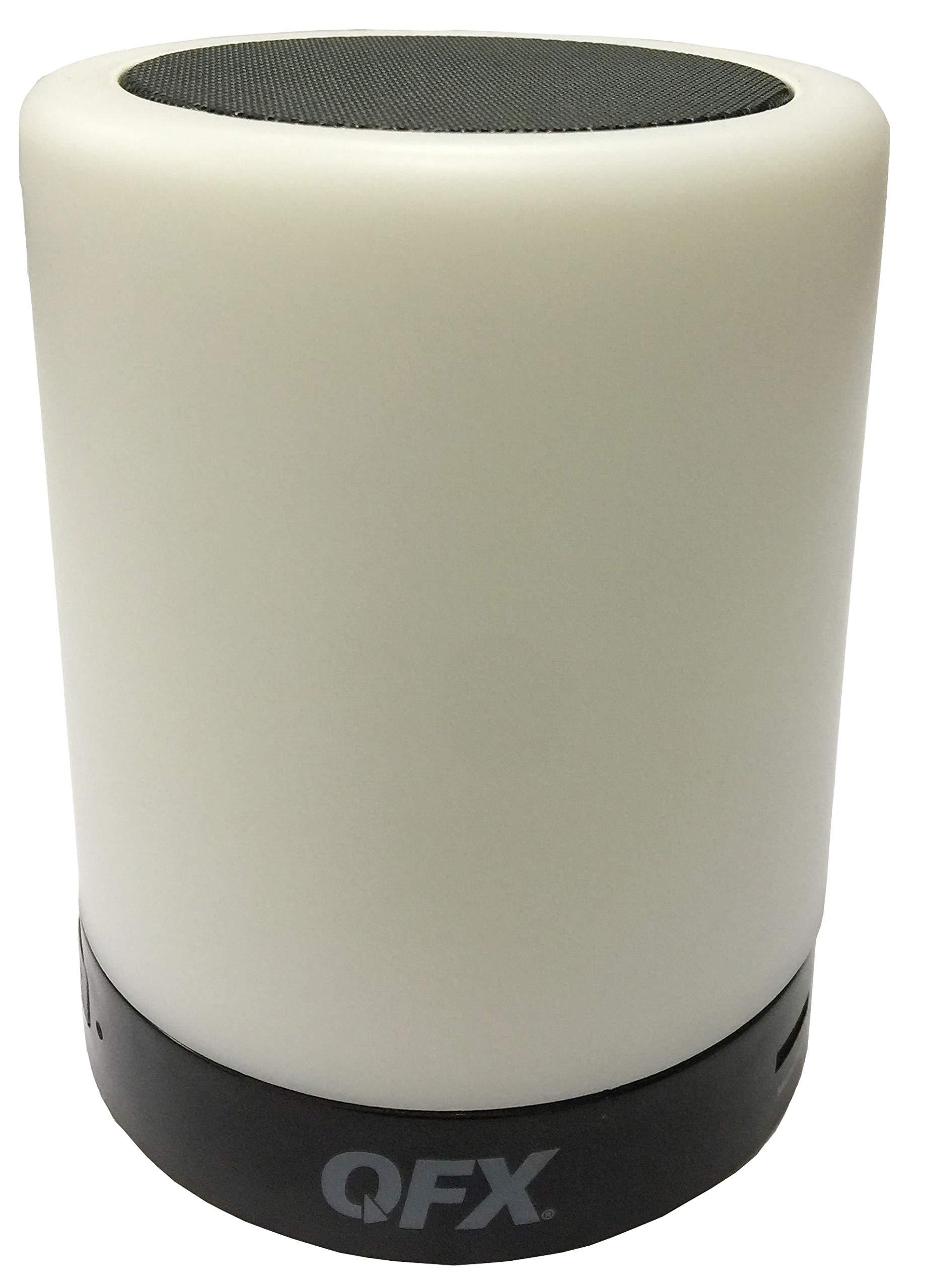 QFX E-200 Portable Multi-Room WiFi and Bluetooth Speaker