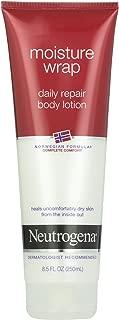 Neutrogena, Norwegian Formula, Moisture Wrap Daily Repair Body Lotion, 8.5 fl oz