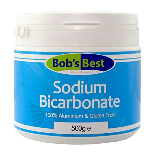 Baking Bicarbonate of Soda - 500g - Aluminium and Gluten free