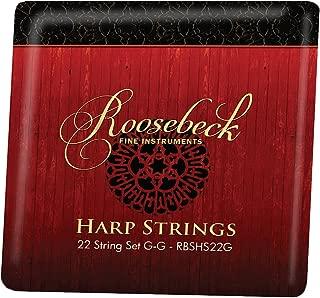 Best folk harp strings Reviews
