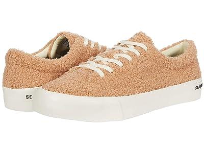 SeaVees Gallery Sneaker Faux Shearling (Blonde) Women