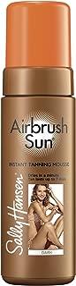 Sally Hansen Airbrush Sun Mousse, Dark, 5 Fluid Ounce