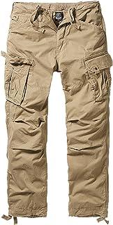 Brandit Men's  Cargo PlainTrousers