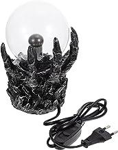SOLUSTRE Plasma Bal Halloween Nachtlampje Plasma Globe Lamp Touch Nebula Bol Orb Licht Statische Elektriciteit Speelgoed V...