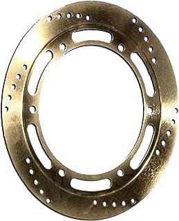 Artudatech Disco Freno Posteriore Moto Acciaio Inox Rotore Freno a Disco Posteriore per H-O-N-D-A CBR600 F2//F3//F4//F4i CBR 600 900 1000 RR VTR1000