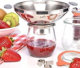 ENTONNOIR A CONFITURE LEIFHEIT pour bocaux ou pot