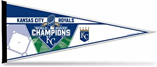 MLB Kansas City Royals 2015 World Series Champion Pennant, Blue, 12 x 30