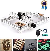 Sfeomi Premium 40W CO2 Laser Graviermaschine 200mmx300mm USB Cutting Engraver Graveur Lasergravur Rotlicht Gravurmaschine Engraving mit R/ädern