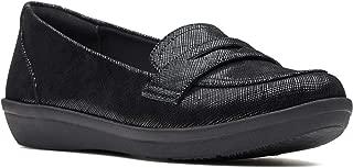 Clarks Ayla Form Casual & Dress Shoe For Women, Black, Size 35.5 EU
