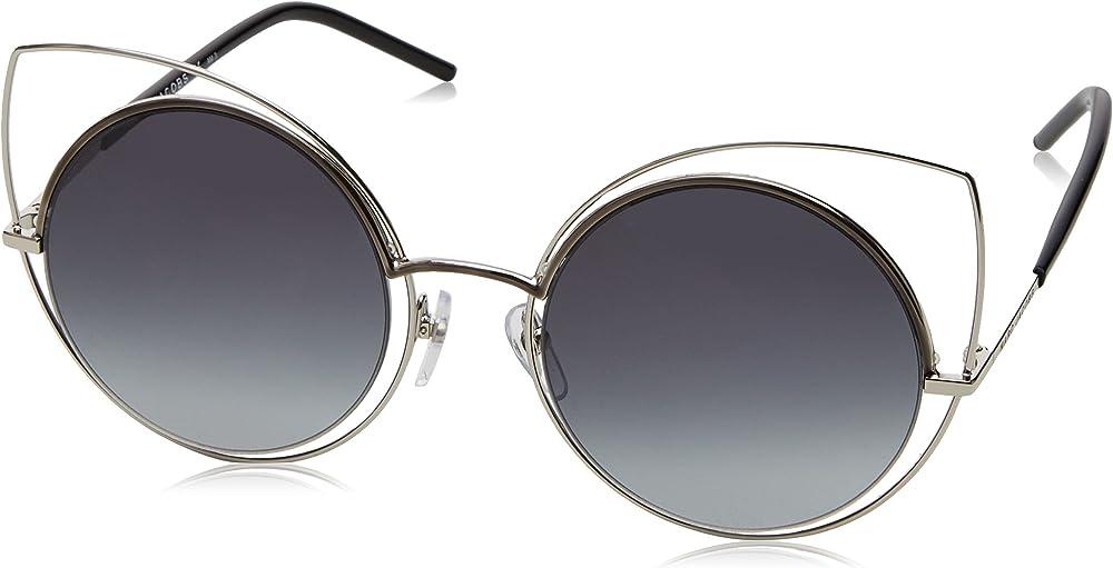 Marc jacobs occhiali da sole da donna cat eye metallo donna MARC10/S