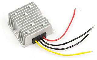 KNACRO 12V (9V - 26V) Step Up to 27V 5A 135W DC-DC Converter Boost Step up Power Transformer Voltage Regulator Car Power S...