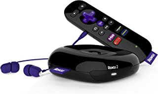 Roku 2 Streaming Player with Headphone Jack