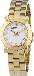 Best marc jacobs mini amy watch gold Reviews