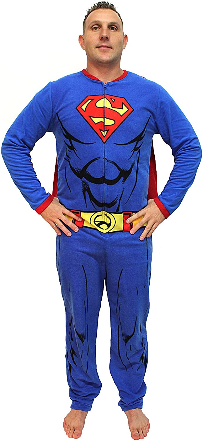 DC Comics Superman Max 46% OFF Muscle Adult Union with Cape latest Costume Suit